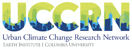 Urban Climate Change Research Network logo