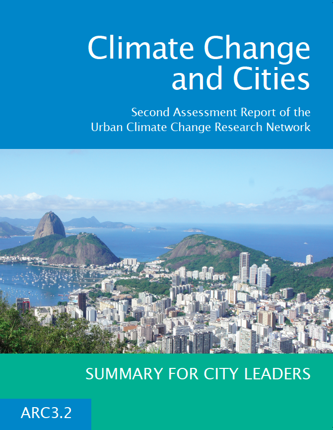 Cover of ARC3.2 Summary for City Leaders
