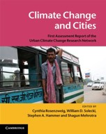 Cover of Climate Change and Cities: First Assessment Report of the Urban Climate Change Research Network